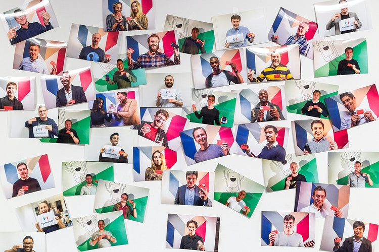 Monzo Bank 2016 Hackathon Tech City London - Rajesh Taylor | Mayfair & St James's of London Corporate and Family Photographer