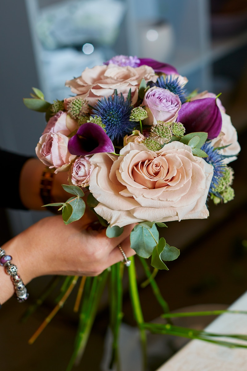 Moyses Stevens Luxury Flowers Belgravia Chelsea Mayfair London - Rajesh Taylor | Mayfair & St James's of London Corporate and Family Photographer
