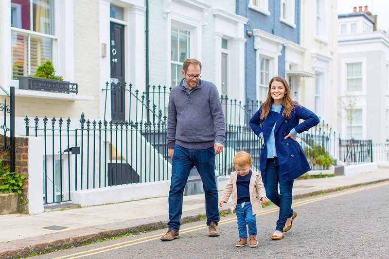 Samantha David Baby Hunter Notting Hill Portobello Road London Vacation - Rajesh Taylor | Mayfair & St James's of London Corporate and Family Photographer