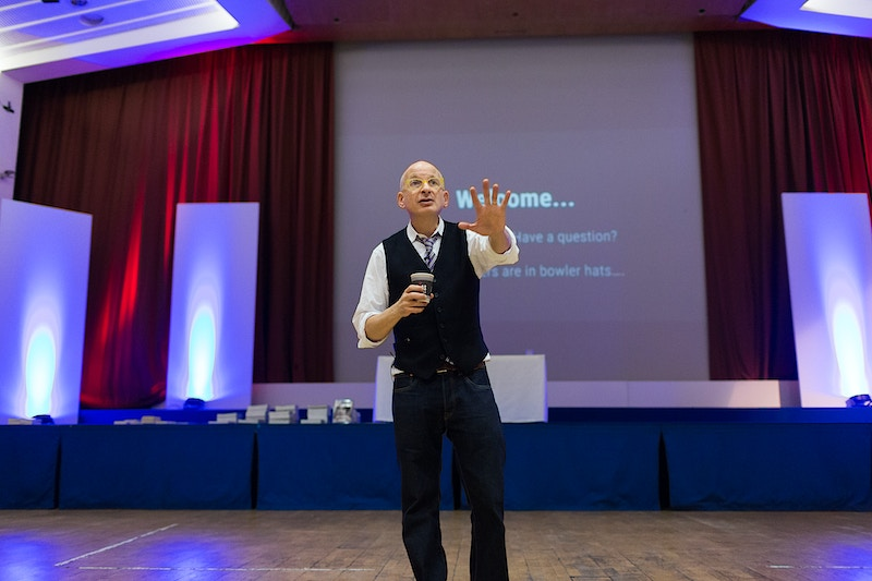 Seth Godin London - Rajesh Taylor | Mayfair & St James's of London Corporate and Family Photographer