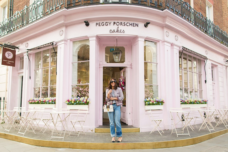 Sylvia Colella Simply Sylvia Peggy Porschen Belgravia London - Rajesh Taylor | Mayfair & St James's of London Family Photographer