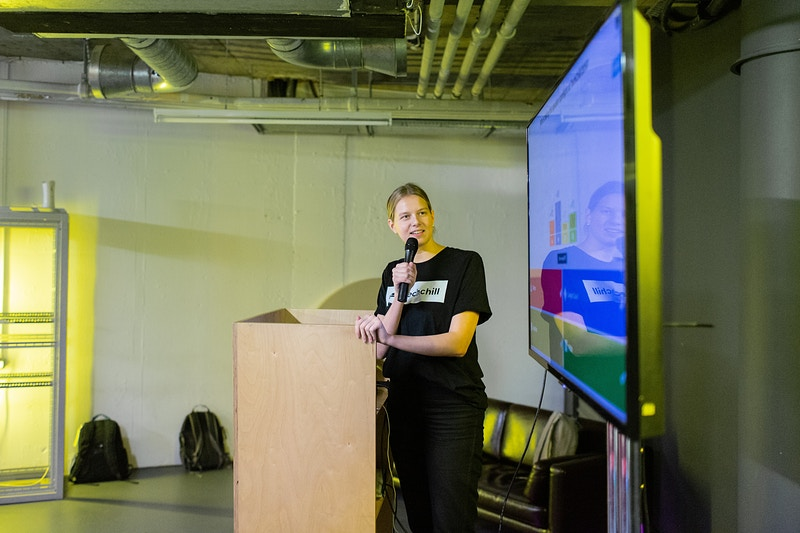 Techchill Build For Impact Google Startup Campus Ropemaker St The City Of London - Rajesh Taylor | Mayfair & St James's of London Corporate and Family Photographer