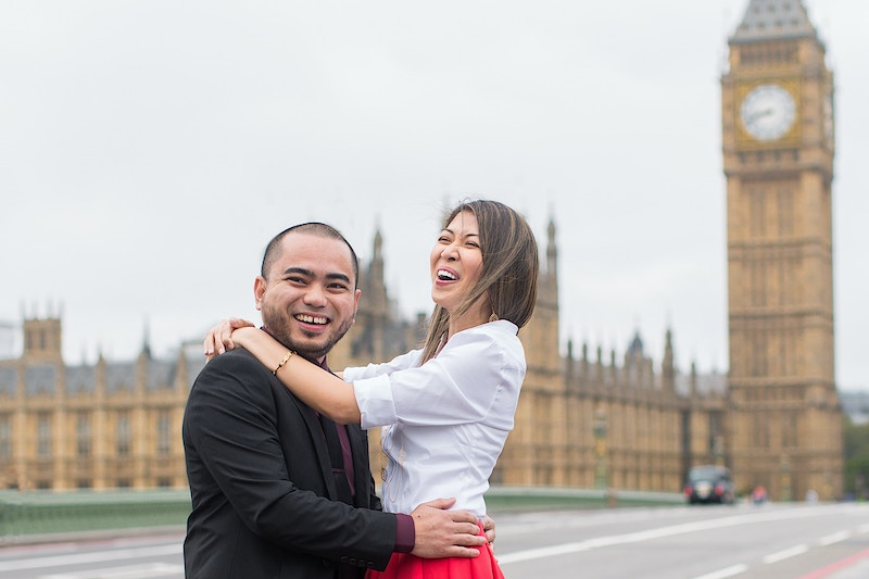 Carl Selashe Westminster St James Park And The Mall London Wedding Anniversary - Rajesh Taylor | Mayfair & St James's of London Family Photographer