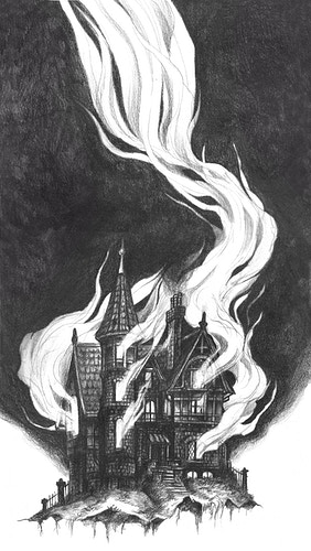 House Fires - REILEY JOHNSON