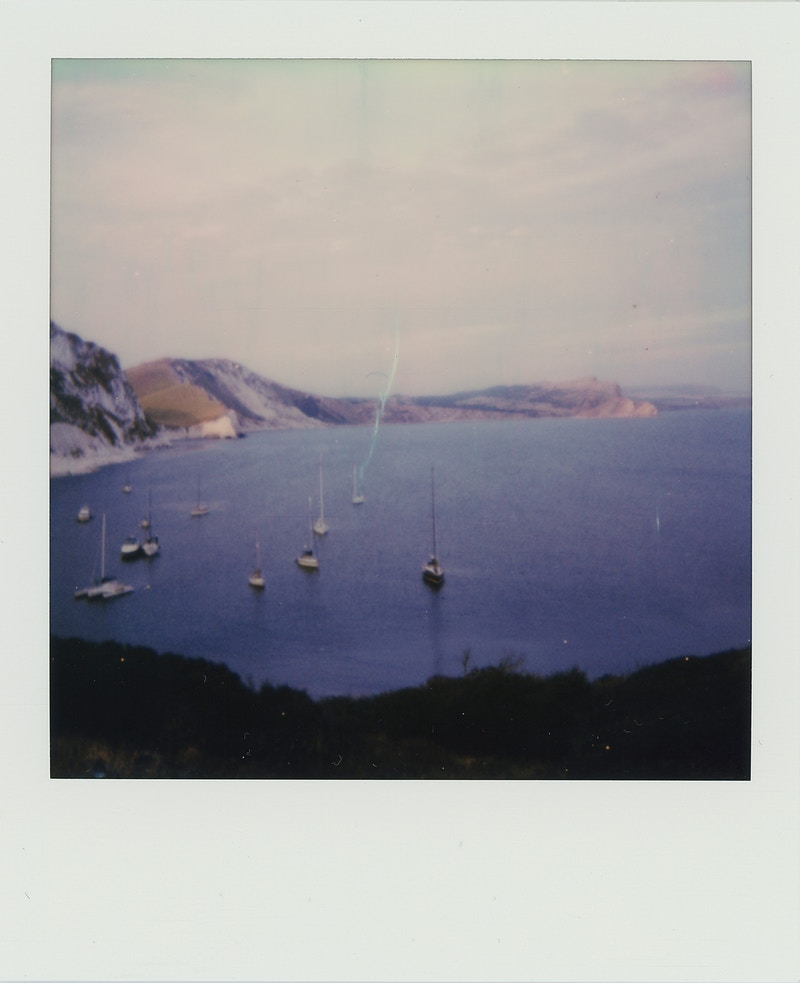Selected Polaroids - Renée de Nève Photography