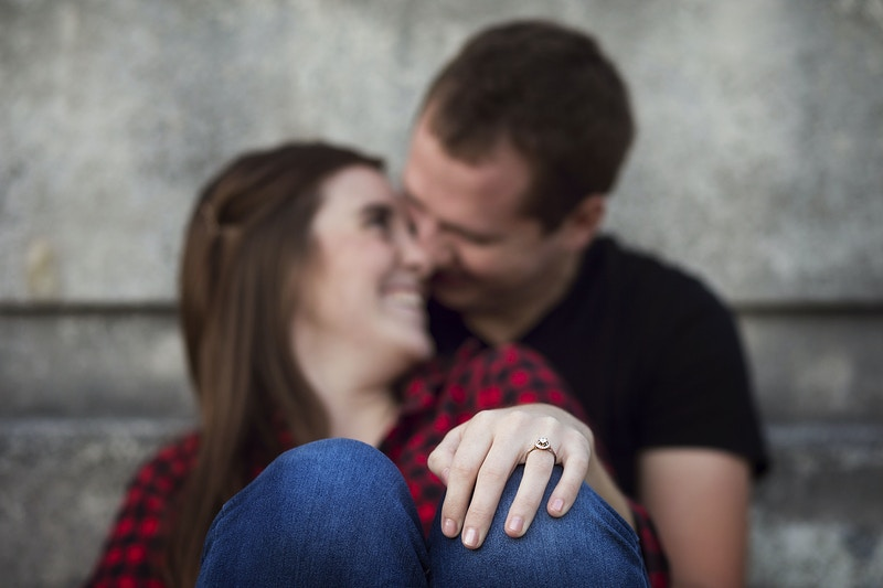 Engagement 2 - Day La Paz Photography