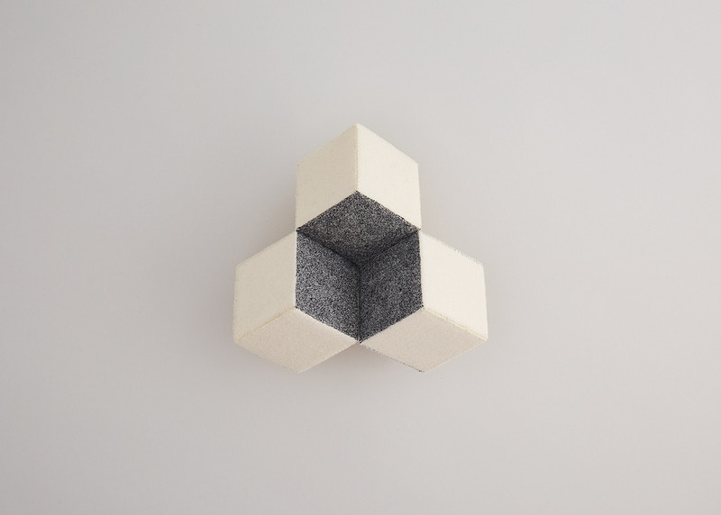 Three Cubes - Richard McVetis