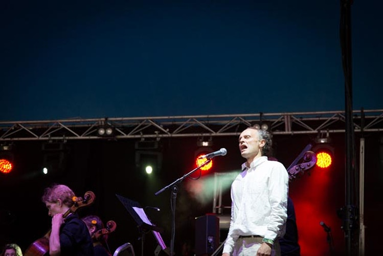 Queenscliff Music Festival - RICHARD McLEISH