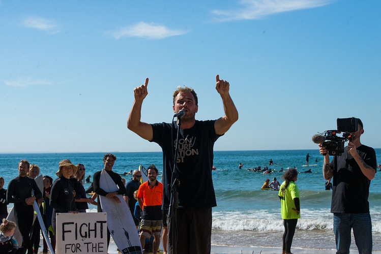 Fightforthebight Torquay - RICHARD McLEISH