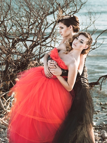Aries & Marea Roja - Ricky Lindsay Couture