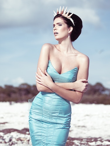 Azure - Ricky Lindsay Couture
