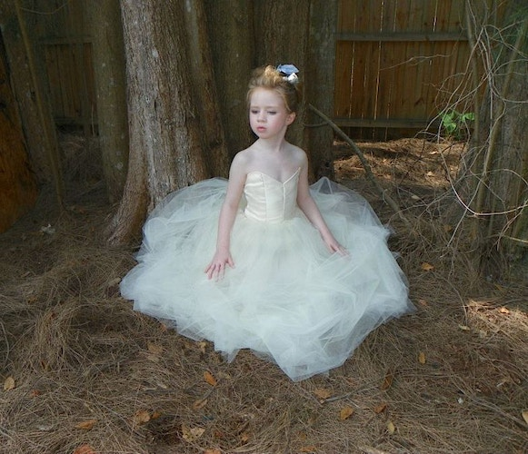 Belle - Ricky Lindsay Couture