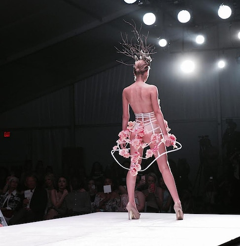 Runway - Ricky Lindsay Couture