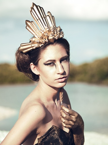 Crowns And Headpieces - Ricky Lindsay Couture