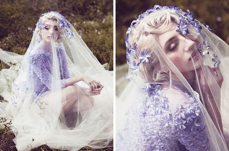 Editorials And Publications - Ricky Lindsay Couture