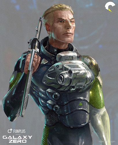 Mechs Props Characters - robin chyo   portfolio