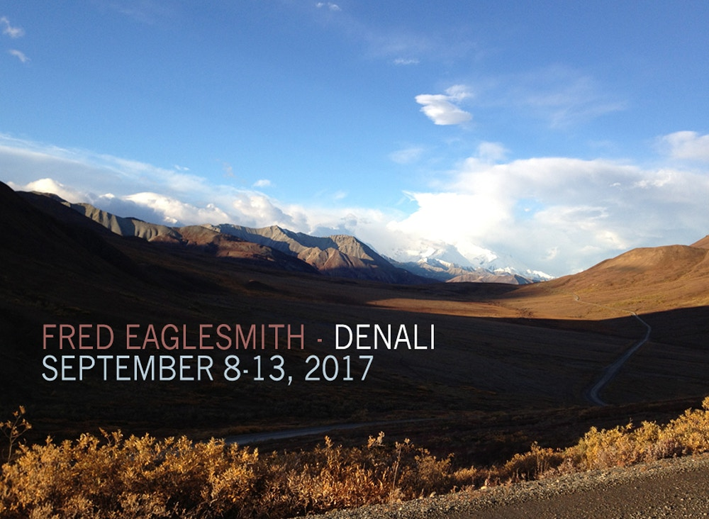 Upcoming Trips: Fred Eaglesmith - Denali - Roots on the Rails