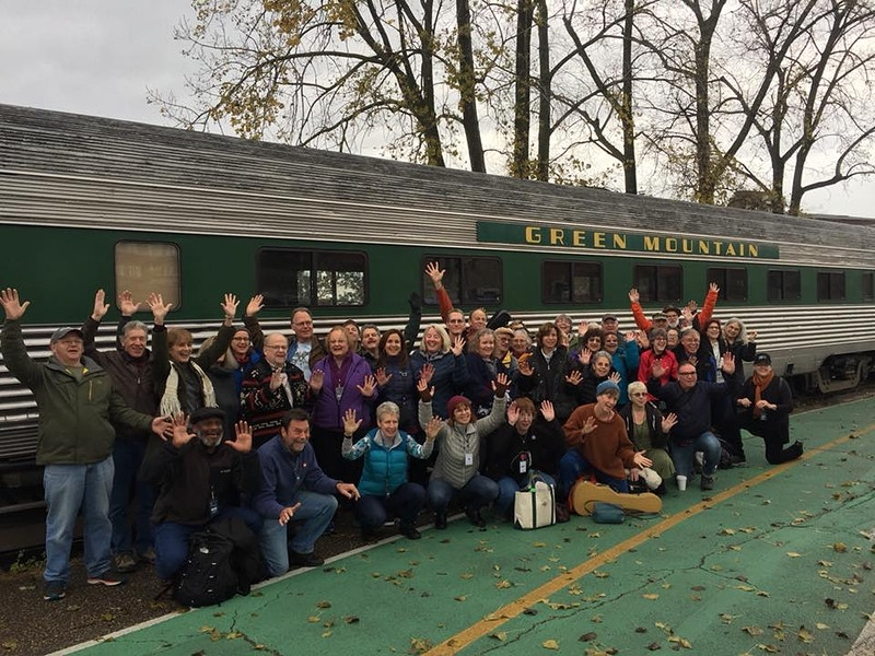 2018 Green Mountain Express - Roots on the Rails