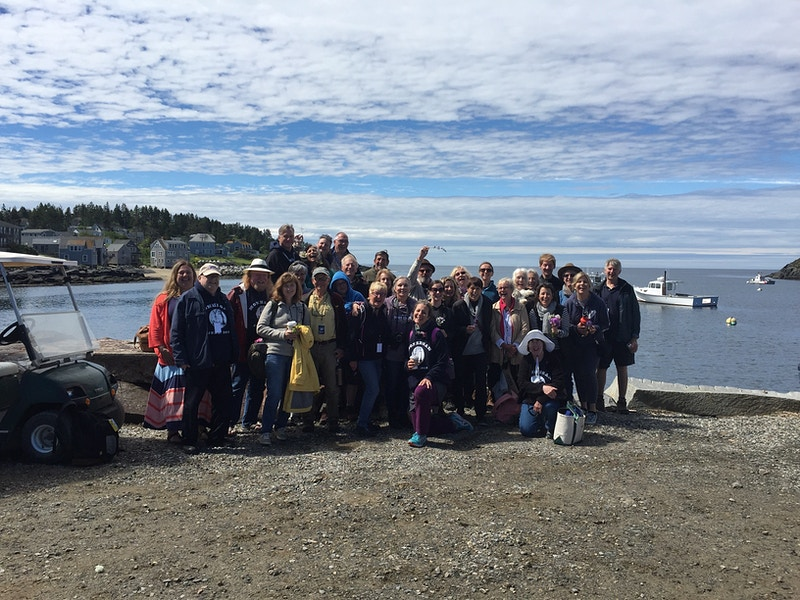 2018 Roots on the Rocks: Monhegan Island - Roots on the Rails