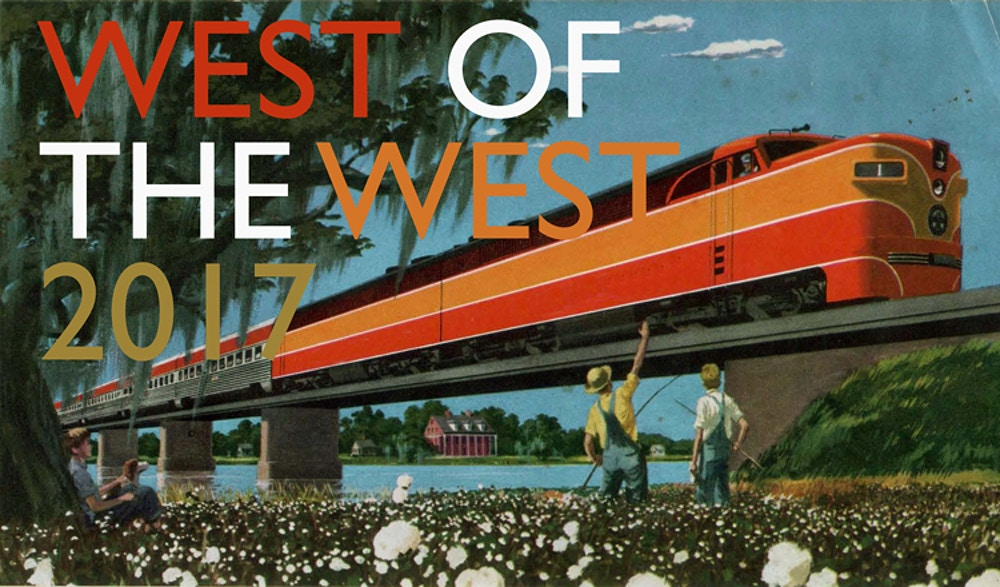Upcoming Trips: 2017 West of the West - Roots on the Rails
