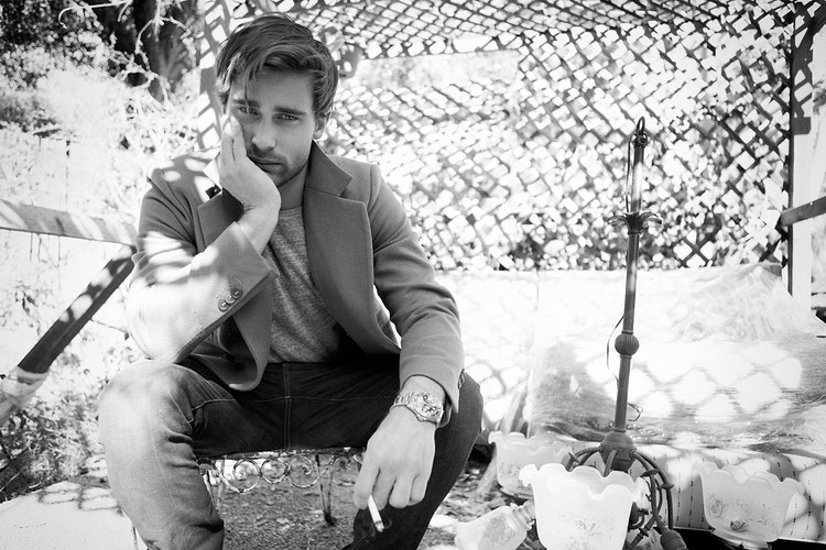 Christian Cooke - Ross Ferguson Photography