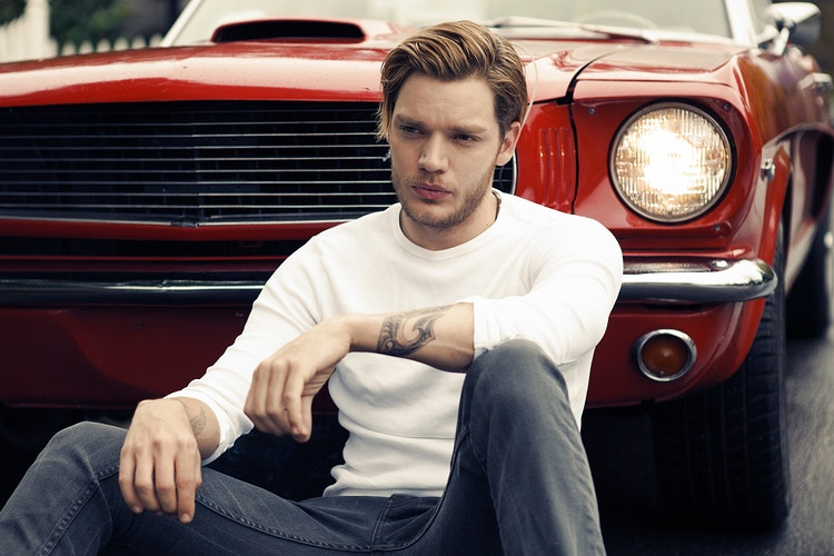 Dominic Sherwood - Ross Ferguson Photography