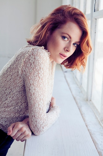 Emily Beecham - Ross Ferguson Photography