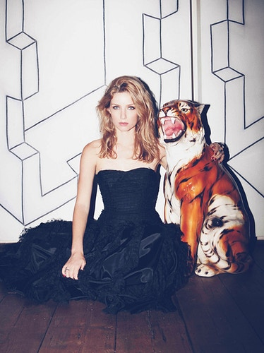 Annabelle Wallis - Ross Ferguson Photography