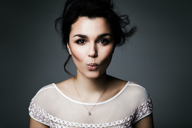 Samantha Barks - Ross Ferguson Photography