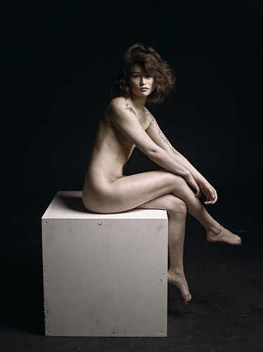 Fine Art Nsfw Contains Nudity - Roy Lee B Photography