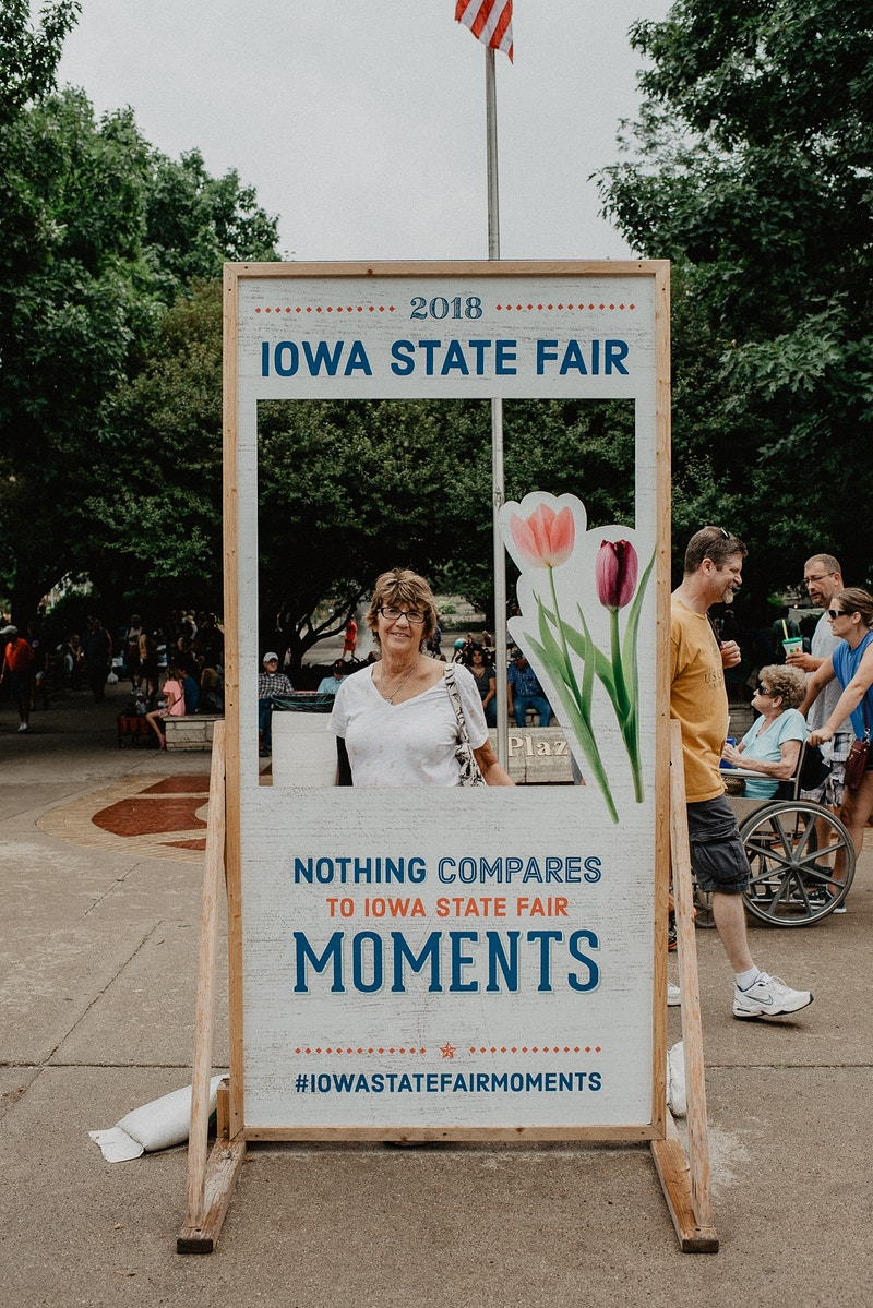 Iowa State Fair - RYAN ANGEL STUDIO