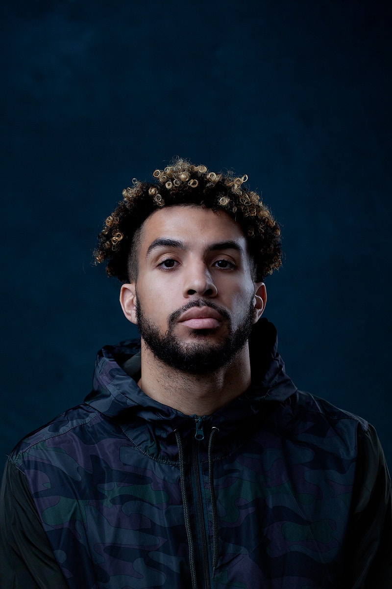 Cody Demps - Stockton Kings - RYAN ANGEL STUDIO
