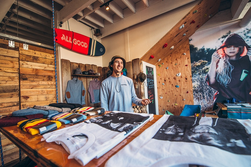 All Good Brand | Store in Sacramento, CA - RYAN ANGEL STUDIO