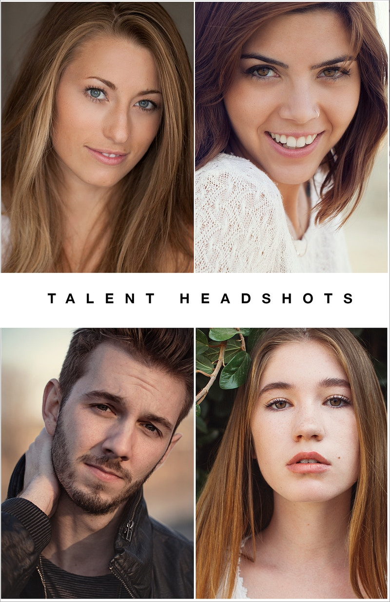 Headshots - RYAN ANGEL STUDIO
