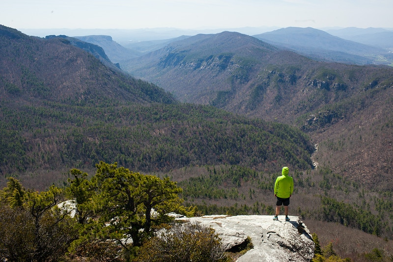 Linville Gorge Spring 16 - Ryan Eyestone Photography