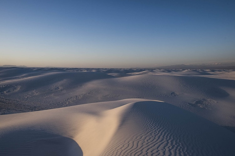 White Sands Nm - Sam Angel Photography