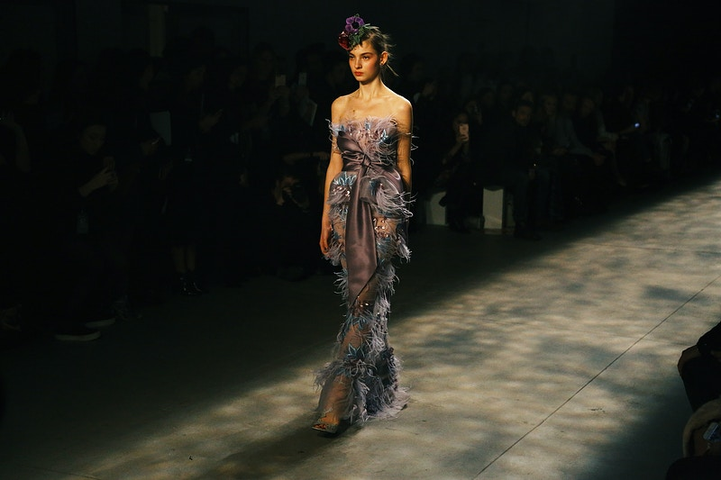 Nyfw Marchesa Fall 2017 - SAMKLEGERMAN:PHOTOGRAPHY