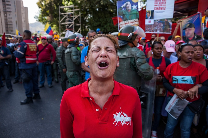 Stories Death And Funeral Of Hugo Chavez - SANTI DONAIRE