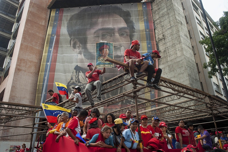 Features The Venezuela Without Chavez - SANTI DONAIRE - Photojournalist