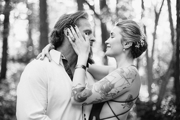 Rebecca Pat Whispering Pines Nc Wedding - Sarah Abbie Photography