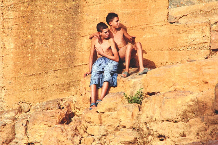 Just Kids Middle Atlas Morocco - Sarah Slimi
