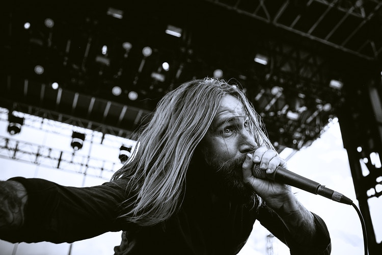 Everytime I Die   |   Riot Fest 2015   |   Chicago - Sasha Danielle Photography