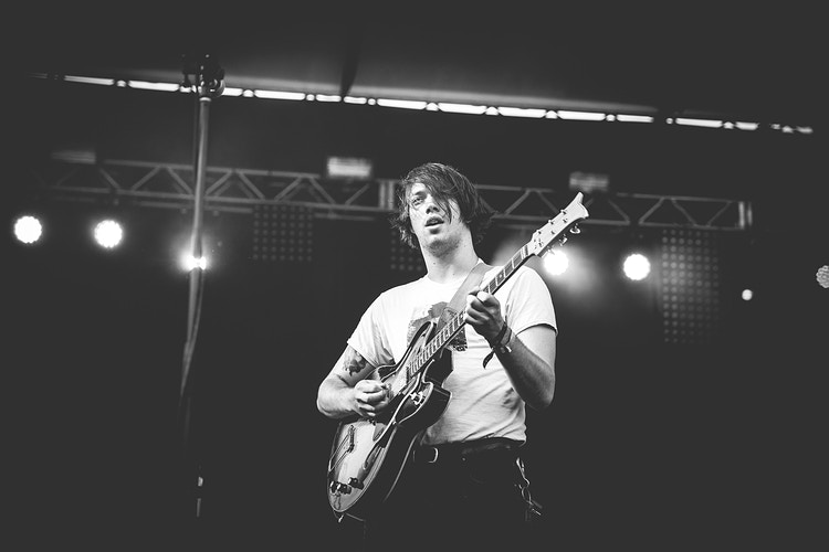 Twin Peaks at Pitchfork Music Festival - Sasha Danielle Photography