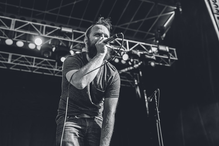 Dan Campbell of The Wonder Years - Sasha Danielle Photography