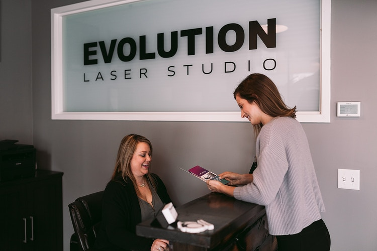 evolution laser and tattoo removal studio - Creative Portrait Photographer :: Portland, Maine - Savannah Daras