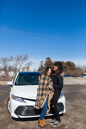 Toyota - Creative Portrait Photographer :: Portland, Maine - Savannah Daras