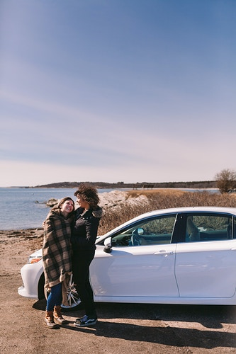 Toyota, Maine - Creative Portrait Photographer :: Portland, Maine - Savannah Daras