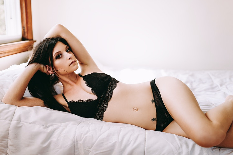 Boudoir - Creative Portrait Photographer :: Portland, Maine - Savannah Daras