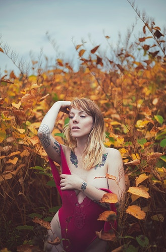 Portfolio - Creative Portrait Photographer :: Portland, Maine - Savannah Daras