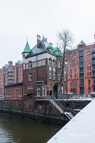 Wasserschloss — in Hamburg, Germany. - Sebastian Lopez Photography